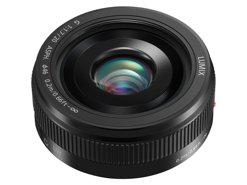 Panasonic-Lumix-G-20mm-F1.7-II-ASPH-Pancake-Lens