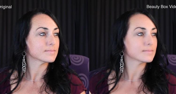 人物の肌のみを綺麗に修正してくれるAEプラグイン「Beauty Box Video 4」