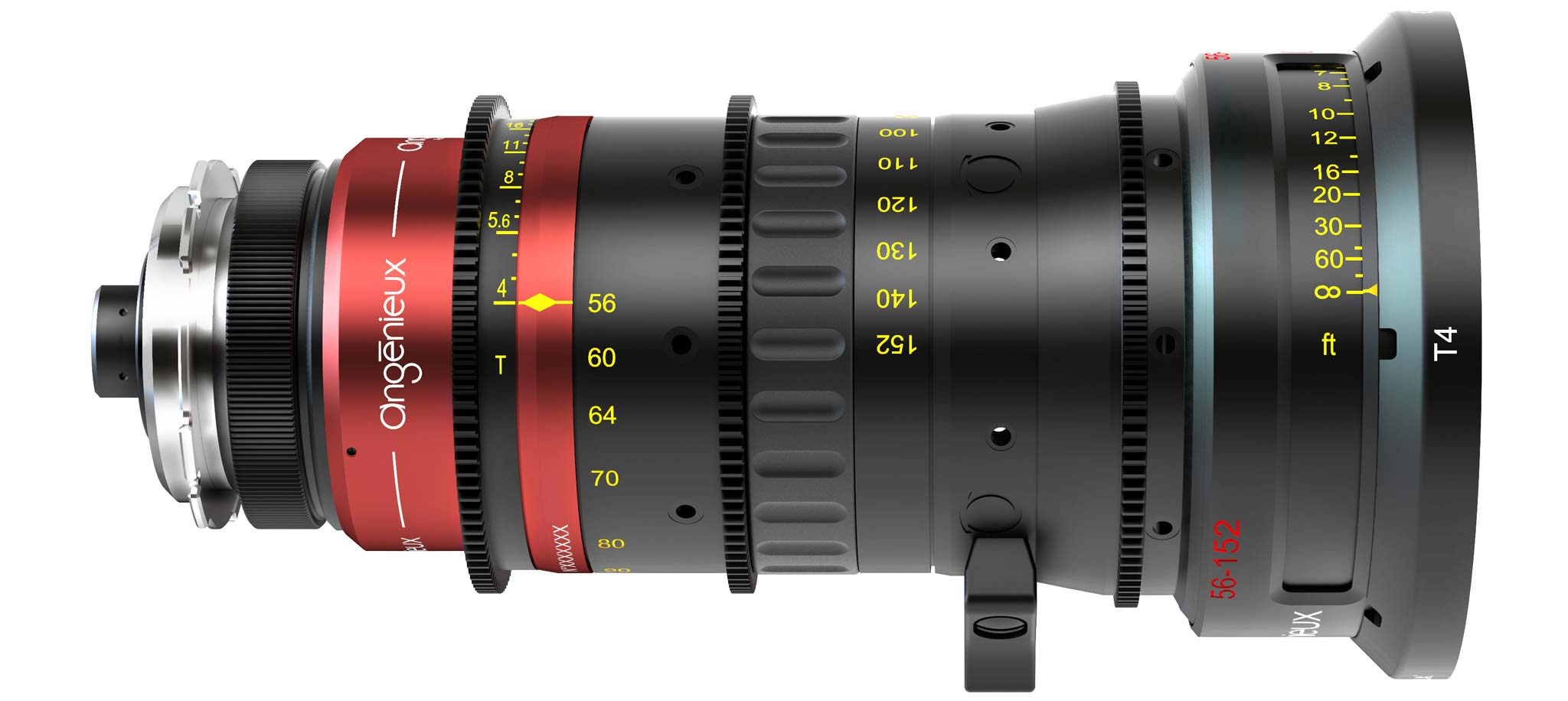 Angenieux Optimo Anamorphic
