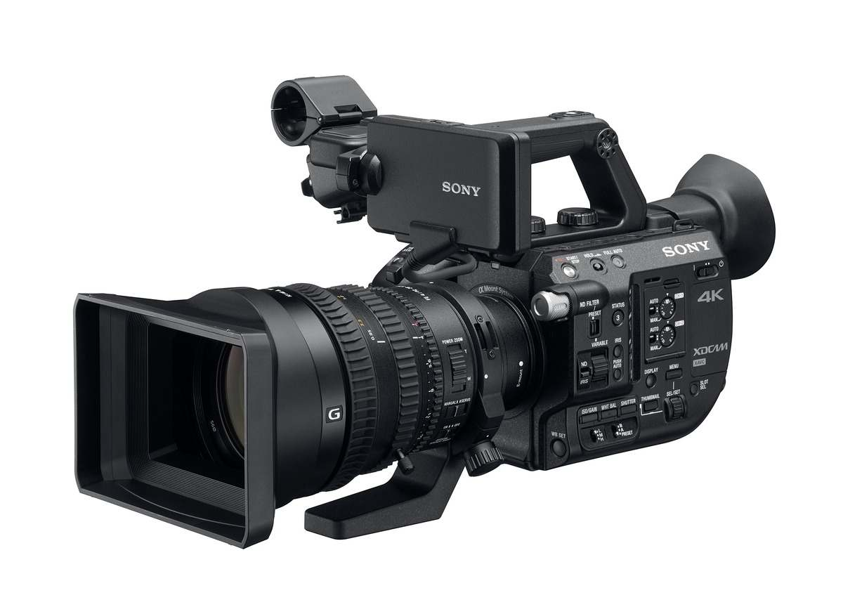 Sony-PXW-FS5-side