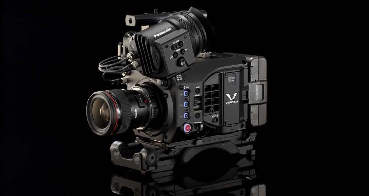 パナソニックが4Kカメラ「VARICAM LT」を発表