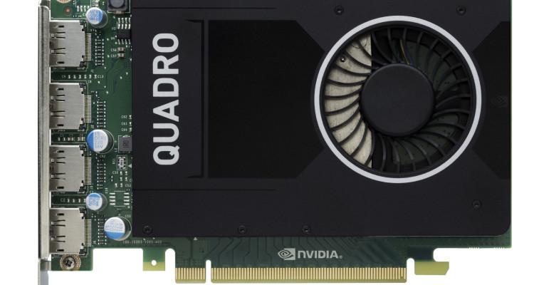 ELSA、補助電源不要の「NVIDIA Quadro M2000」を発表