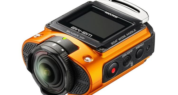 リコーから超広角・防水仕様のアクションカメラが登場