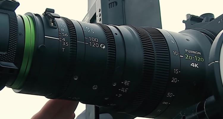 富士フィルム、シネマレンズ新製品「FUJINON XK6x20」を発表