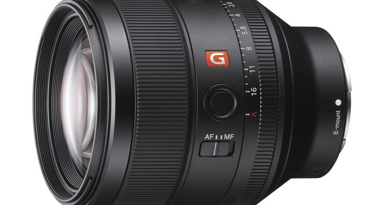 ソニーがフルサイズEマウント用レンズ「G マスター」を発表