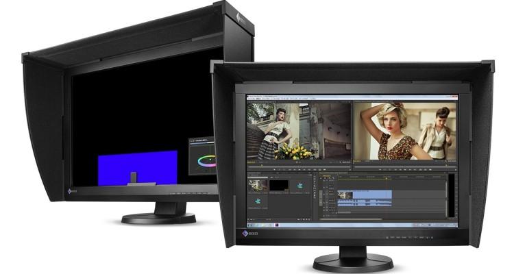 EIZOがカラーマネジメントモニターの新型「CG247X」を発表