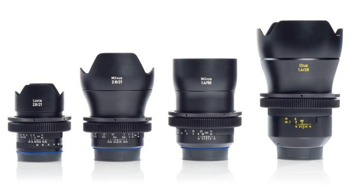 カールツァイスがフォーカスギア「ZEISS Lens Gear」を発売