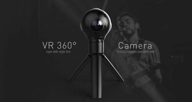 360度カメラ市場で勢いを見せる中国のメーカー