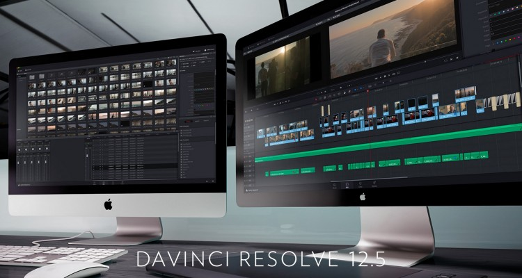 Blackmagic Design、DaVinci Resolve 12.5の正式版をリリース