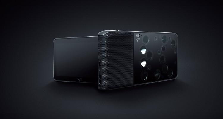 16個のカメラモジュールを搭載する革新的カメラ「L16」