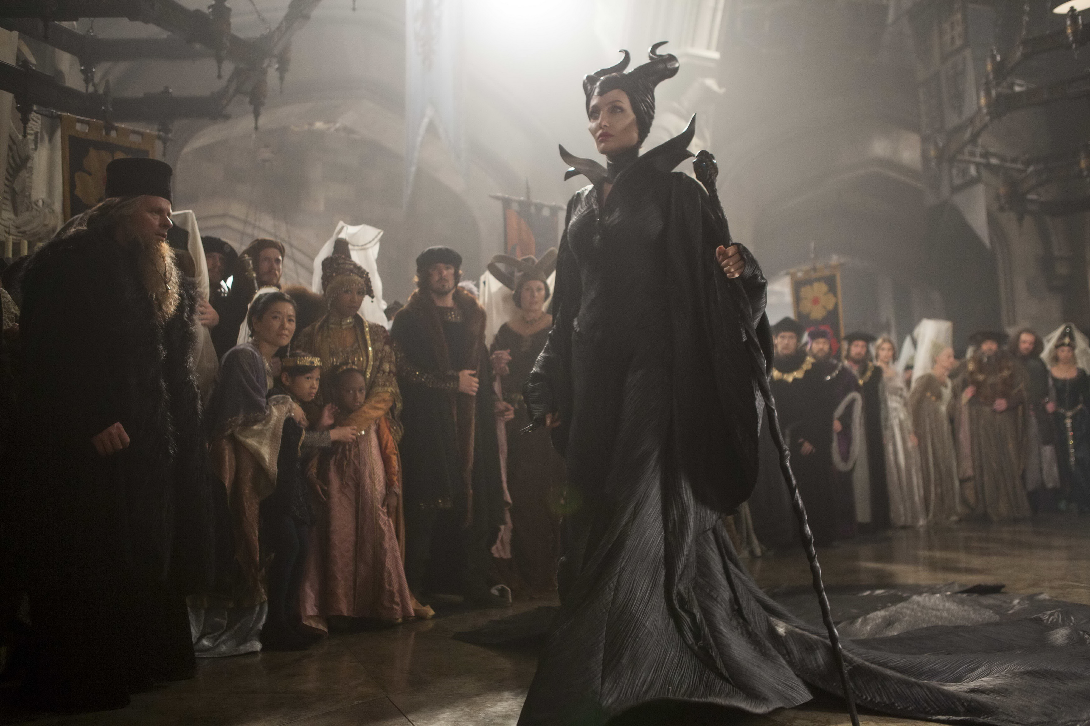 """MALEFICENT""....Ph: Frank Connor..©Disney Enterprises, Inc. All Rights Reserved.."