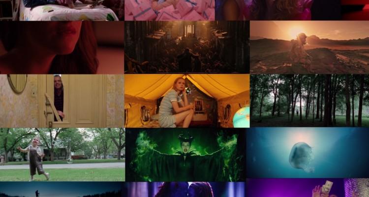 「色」による印象効果  —映画での実例—