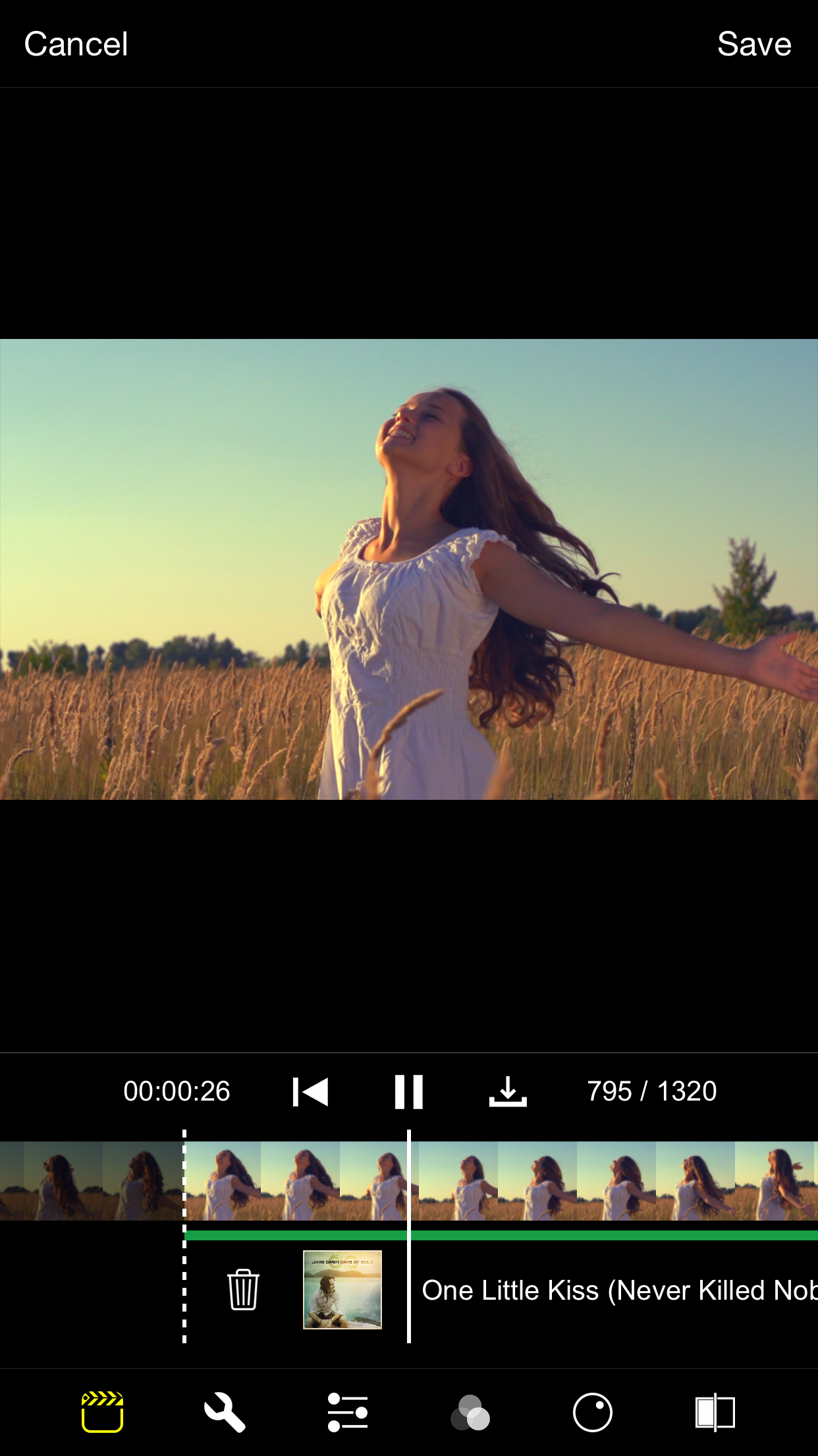 ProCam 3 Screenshot 5 English 5.5%22 Screen