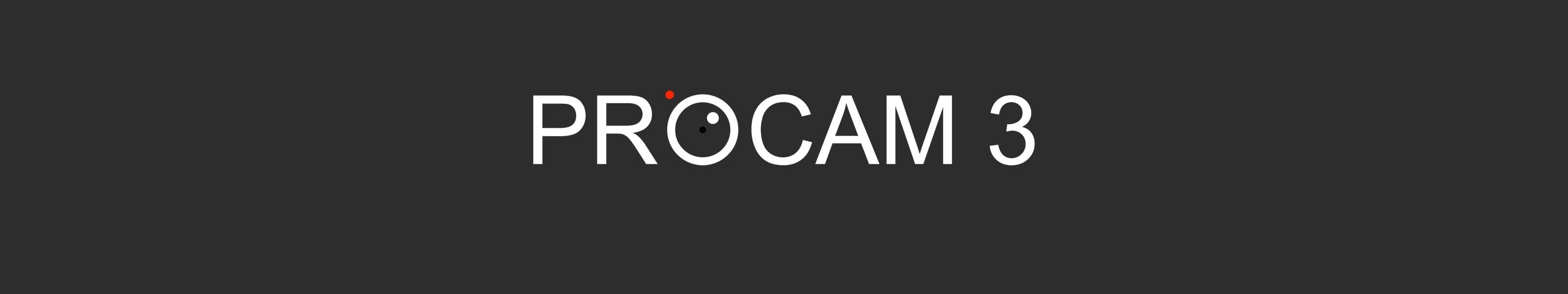 ProCam 3 banner background treatment