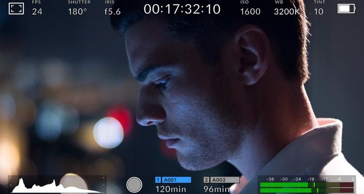 Blackmagic DesignがURSA Miniの新OSとUIのパブリックベータを発表