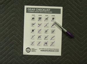 checklist 01