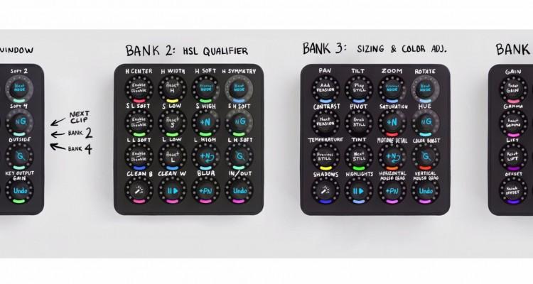 DaVinci Resolveを、MIDIデバイスでコントロール出来るようにするツール「MIDIGrade」