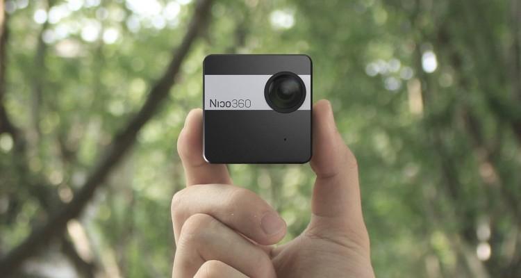 世界最小の360度カメラ。ストリーミング配信もできる「Nico360」