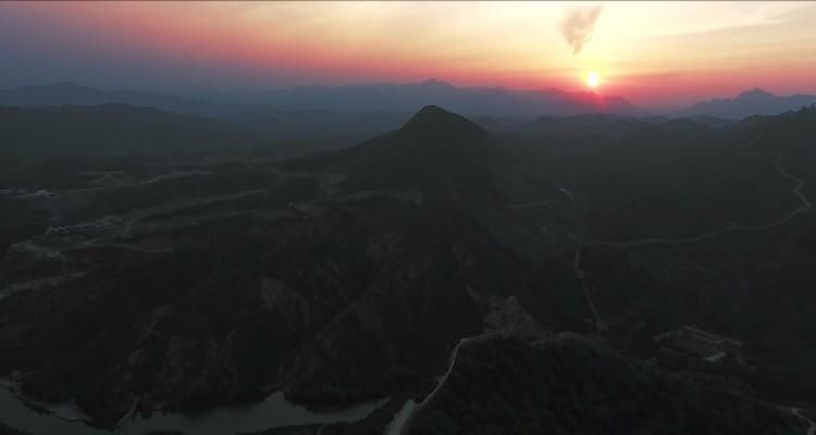 DJI Phantom 4で4K撮影された中国の風景・大自然。