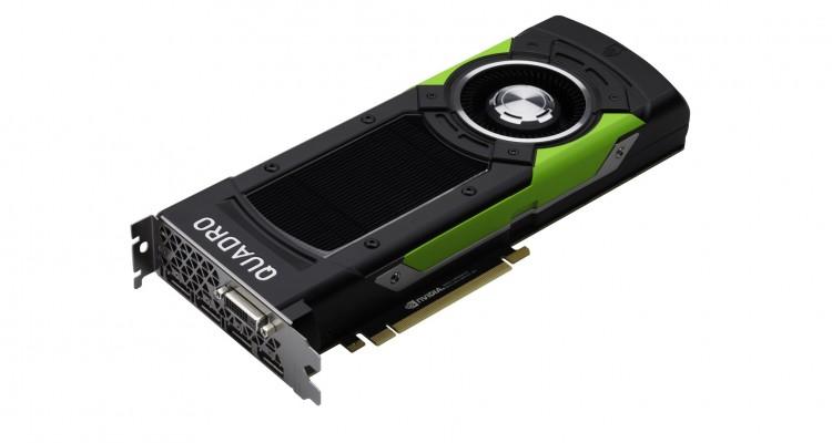 NVIDIAが新たなワークステーション向けグラフィックボード「Quadro P6000」を発表