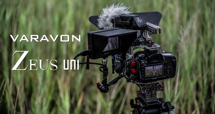 VARAVONから、カメラケージの新製品「ZEUS UNI」が登場