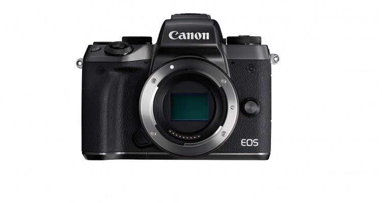 Canonから新型のミラーレスカメラ「EOS M5」が登場