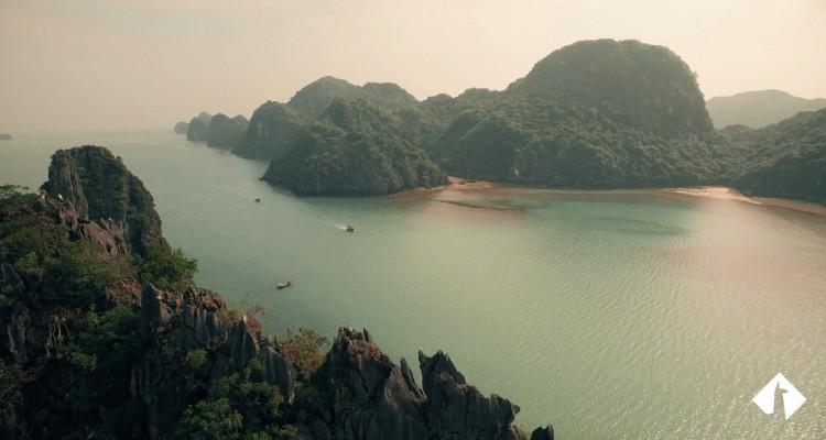 ドローンの4K空撮で収められた、世界12ヶ国の絶景。