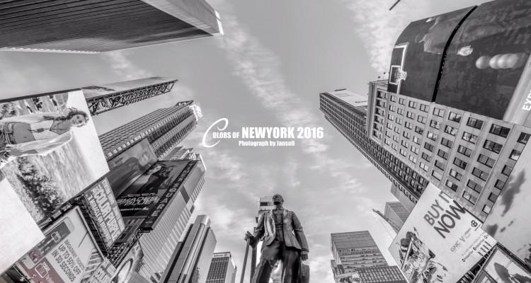 8K撮影で作られたニューヨークのタイムラプス動画。