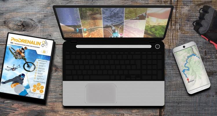 GoProやドローンカメラの補正ツール「ProDrenalin」がV2+にバージョンアップ!