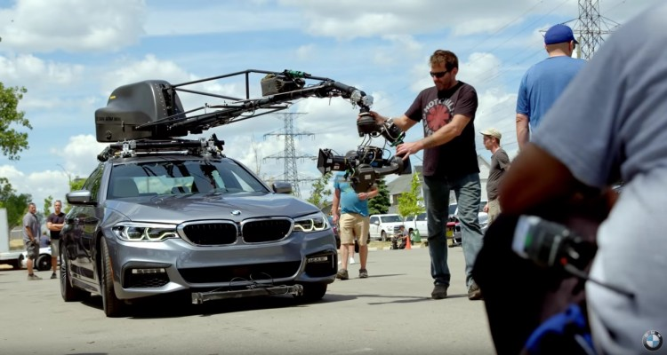 BMWのショートフィルム「The Escape」。映画級のカーチェイス・ガンアクションに注目!