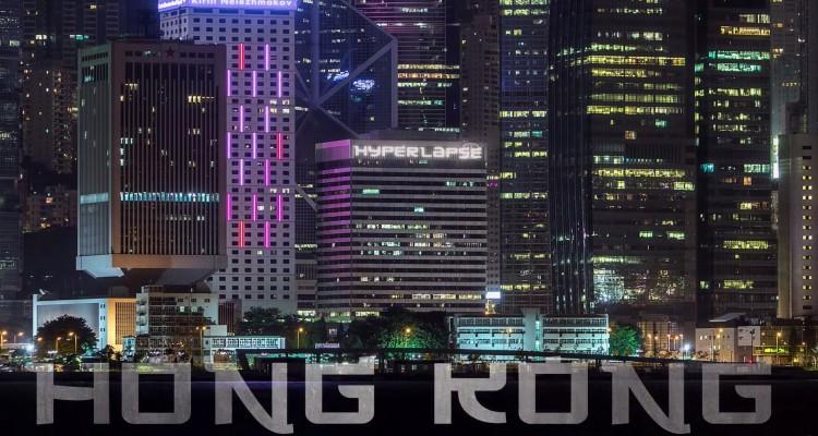 躍動感溢れる香港のタイムラプス作品「Hong Kong Timelapse & Hyperlapse」