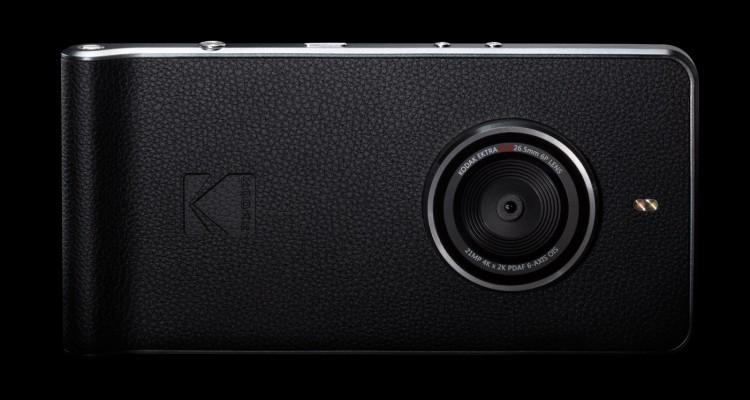もはやスマホ付きカメラ?コダックがAndroidスマートフォン「EKTRA」を発表。