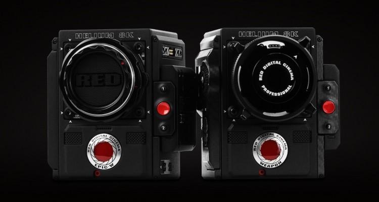 RED DigitalCinemaが「HELIUM 8K S35センサー」搭載の「EPIC」・「WEAPON」を発表!