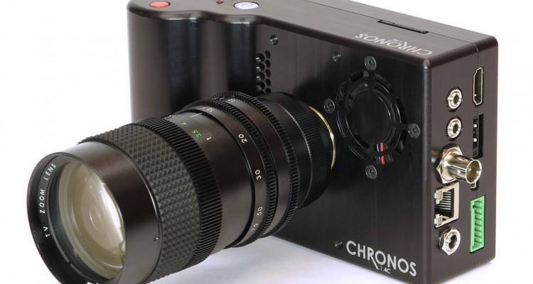 2万fps超!!脅威のハイスピードカメラ「Chronos 1.4」がKickstarterで資金調達中!