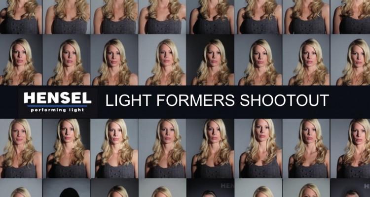 100種超え!HENSEL社の照明器具による、仕上がりの違いをまとめた資料「Light Formers Shooutout」