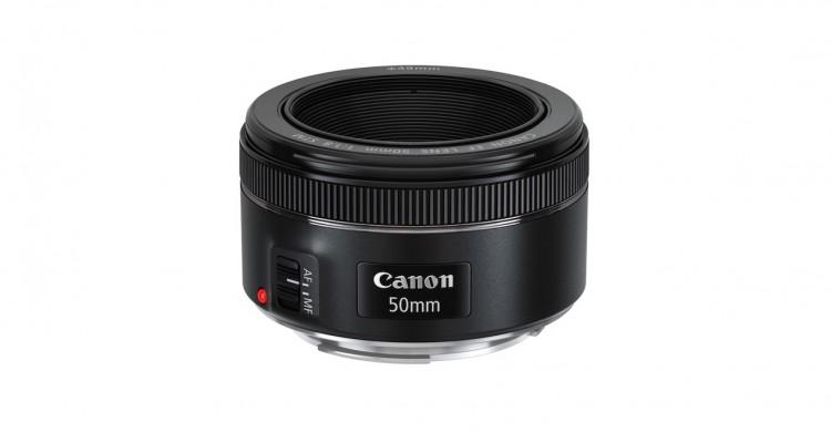 レンズ沼の入り口?約1万3000円の、Canonの撒き餌レンズ「EF50mm F1.8 STM」