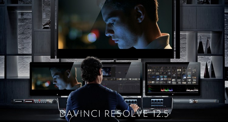 Blackmagic DesignがDaVinci Resolveの最新版12.5.4アップデートを発表