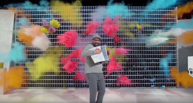 4.2秒で撮影された「OK Go」の新曲MVが凄い!美しいスローモーションの世界。