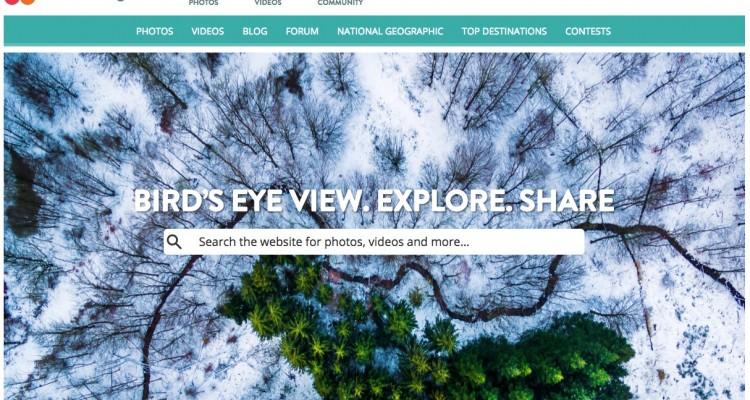 ドローンSNS「Dronestagram」!世界中から空撮作品が大量に集まっている、注目のサイトです!