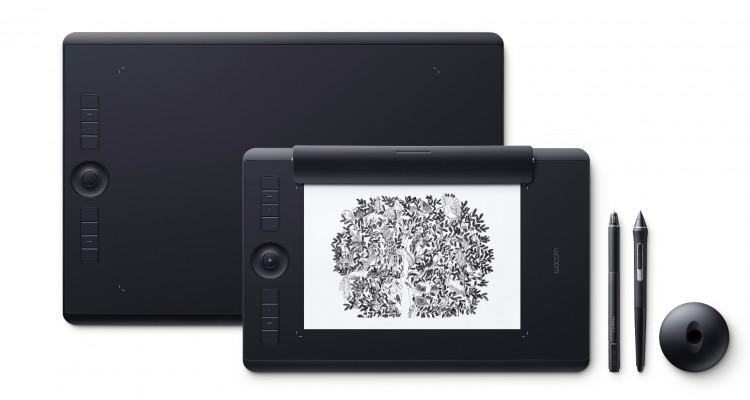 紙に描いて、レイヤー分け・ベクターで保存!ワコムがペンタブレットの新製品「Intuos Pro」を発表