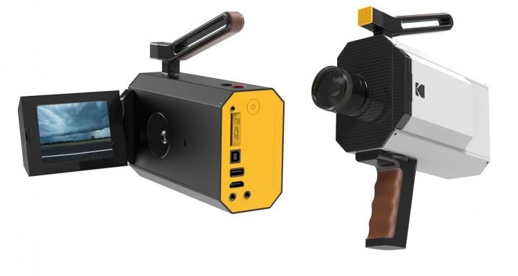 現代に蘇るフィルムカメラ!コダックの開発している8mmカメラ「Super 8 Camera」が楽しそう!
