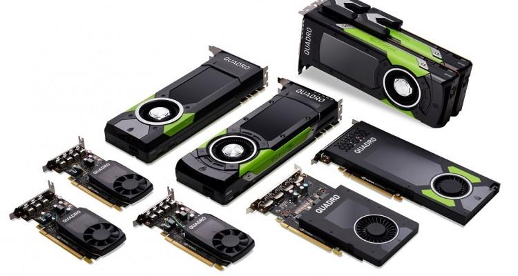 性能が最大で2倍!NVIDIAのワークステーション向けグラフィックボード「Quadro」シリーズ、「GP100」を始め最新モデルを6機種発表!!
