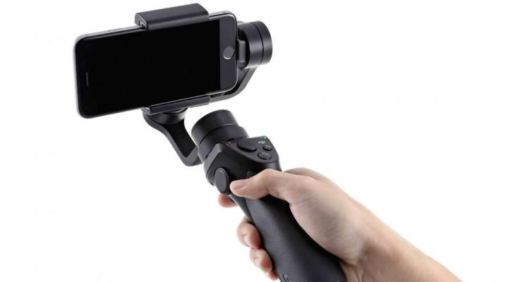 スマートフォンでプロ並みの動画撮影を!ドローンで培われたDJIの高性能ジンバル「Osmo Mobile」!