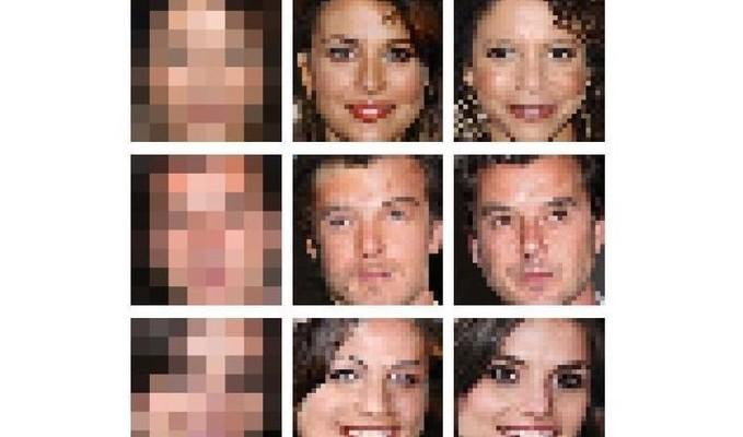 少し前の映像素材も息を吹き返す!?Googleが機械学習で低解像度の画像を高品質に補完する技術を発表!