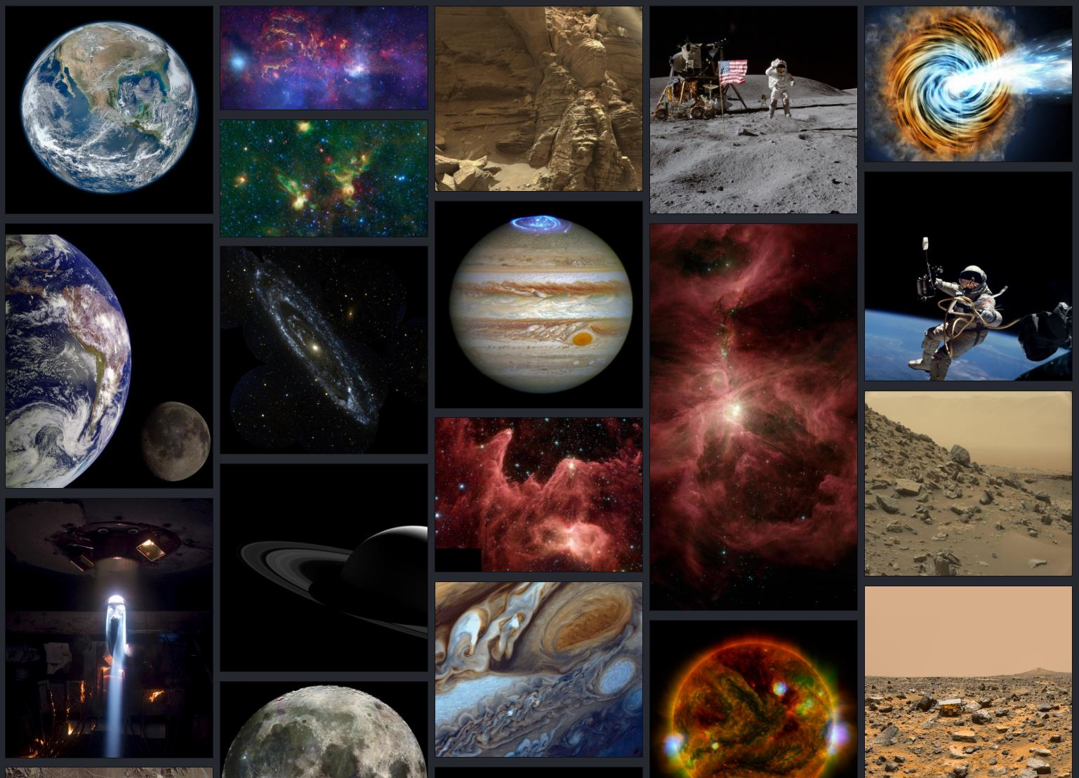 NASA Image and Video Library 02