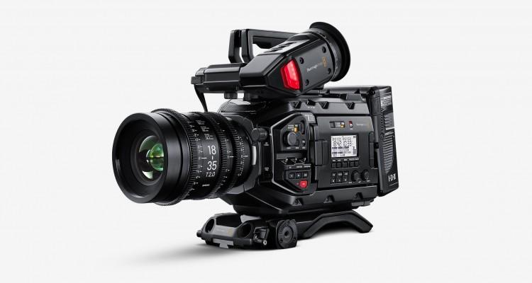 レンズマウントが交換可能&NDフィルターを内蔵!Blackmagic Designがプロ仕様カメラの新機種「URSA Mini Pro 4.6K」を発表!