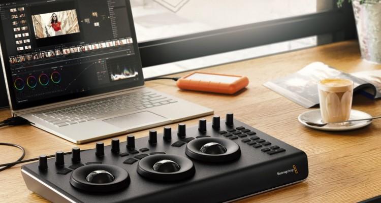 使いやすく、お求めやすい!Blackmagic DesignがDaVinci Resolve用のコントローラー2機種を発表!