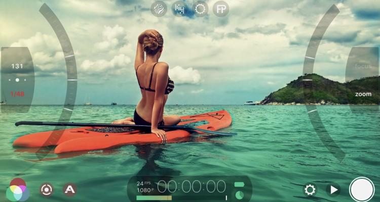 iPhoneでLog撮影が可能に!!プロレベルの超高品質な撮影アプリ「FiLMiC PRO」!