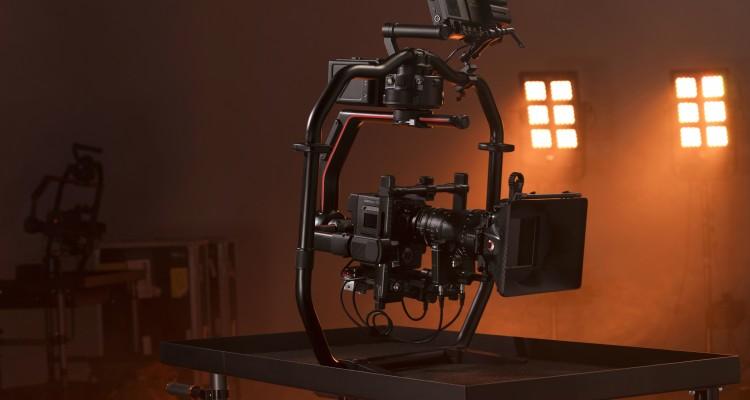 パワフル&多機能!DJIが高性能スタビライザーの最新製品「Ronin 2」を発表!