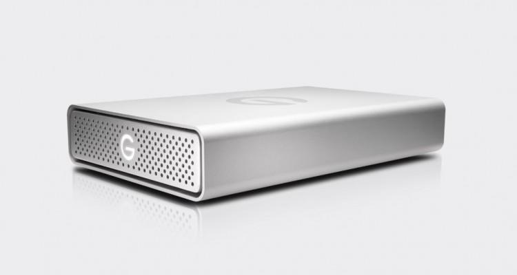 ノートPCへの給電が可能!G-TechnologyからUSB-Cポートを搭載した外付けHDD「G-DRIVE USB-C」が発売!